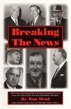 Cover of Breaking The News